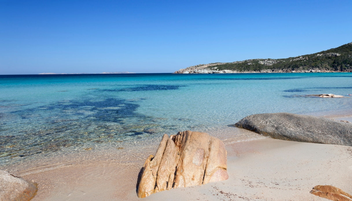 Budoni Sardegna Cartina.Le Spiagge Piu Belle Di Budoni Foto 1 Di 10 Siviaggia
