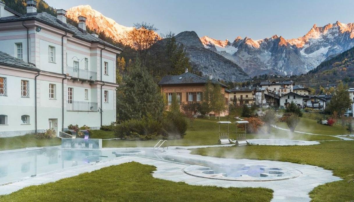 Terme Pré Saint Didier, Valle d'Aosta