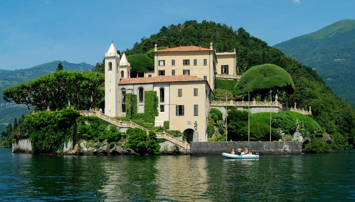 Come arrivare alla Villa del Balbianello a Lenno, sul Lago di Como