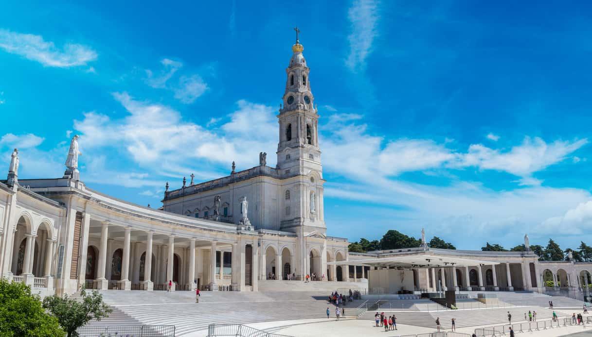 Fatima, la Basilica del Rosario