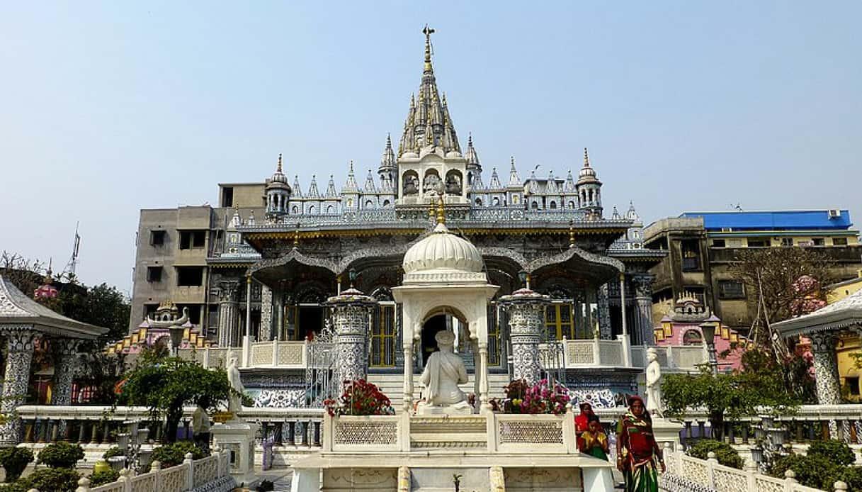Calcutta, templi Pareshnath