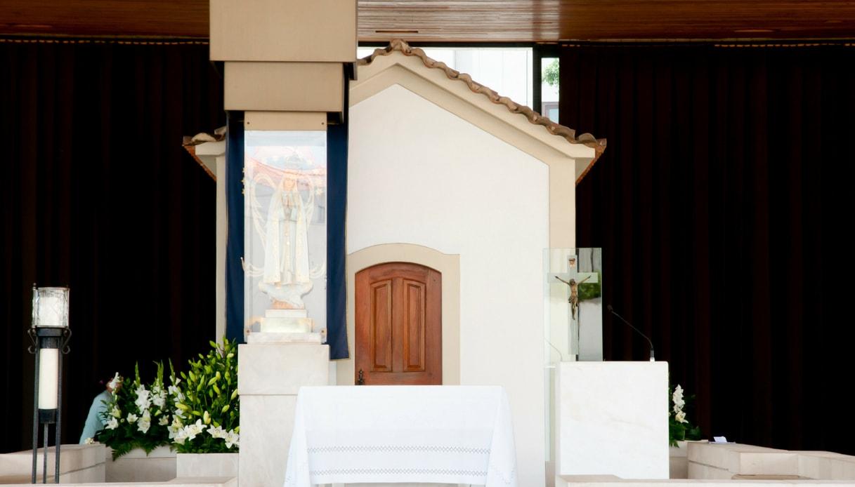 Fatima, la Cappella delle Apparizioni