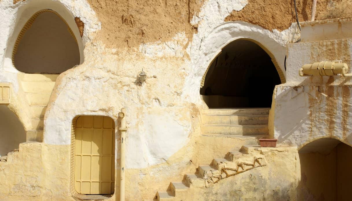 Ecco l'hotel in Tunisia che fu la casa di Luke Skywalker in Star Wars