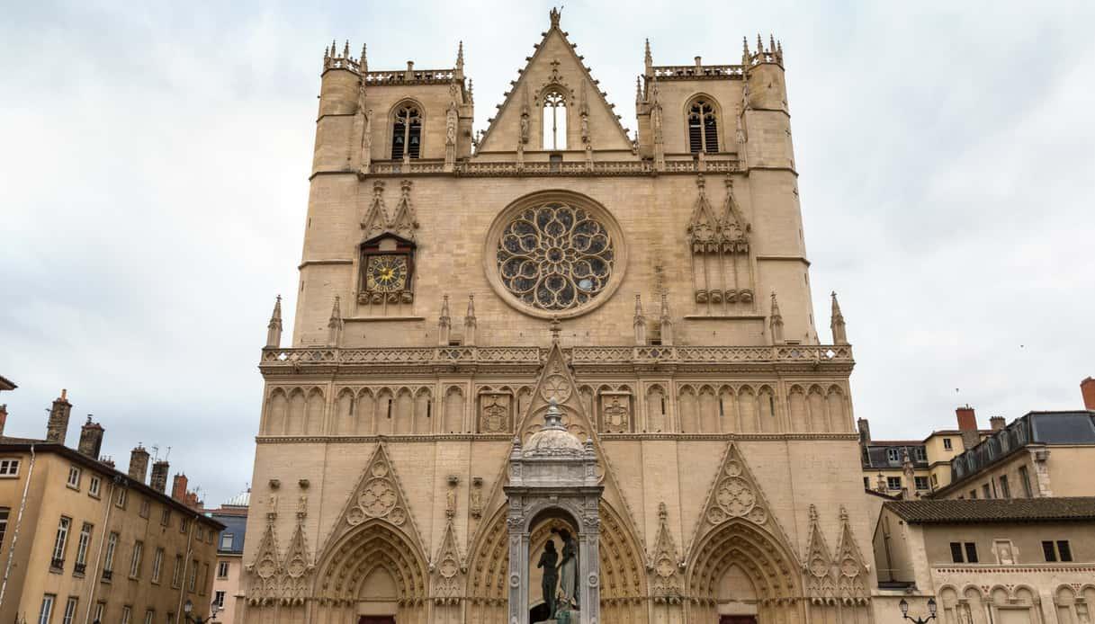 Cattedrale di Saint Jean, Lione