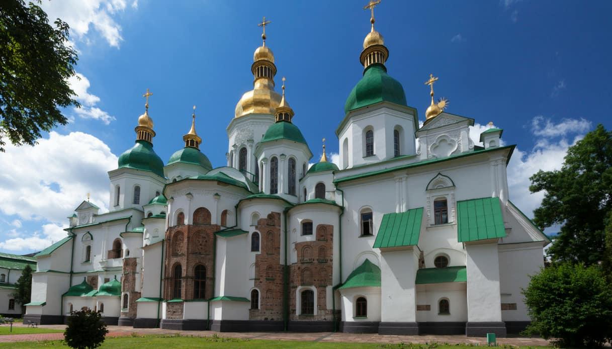 Cattedrale di Santa Sofia, Kiev