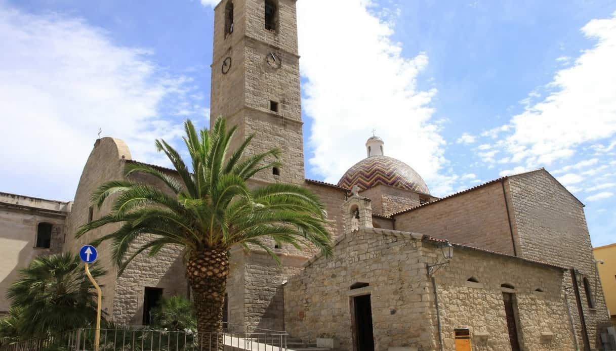 Chiesa di San Paolo, Olbia