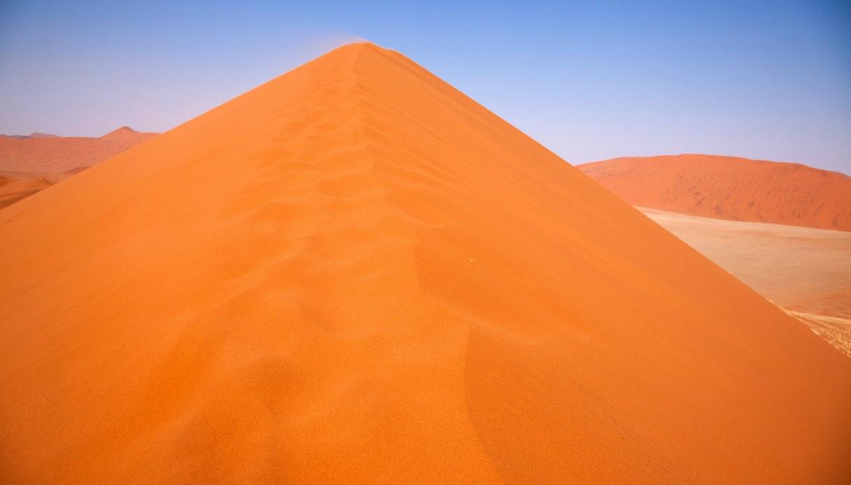 Gli itinerari avventurosi nel deserto della Namibia