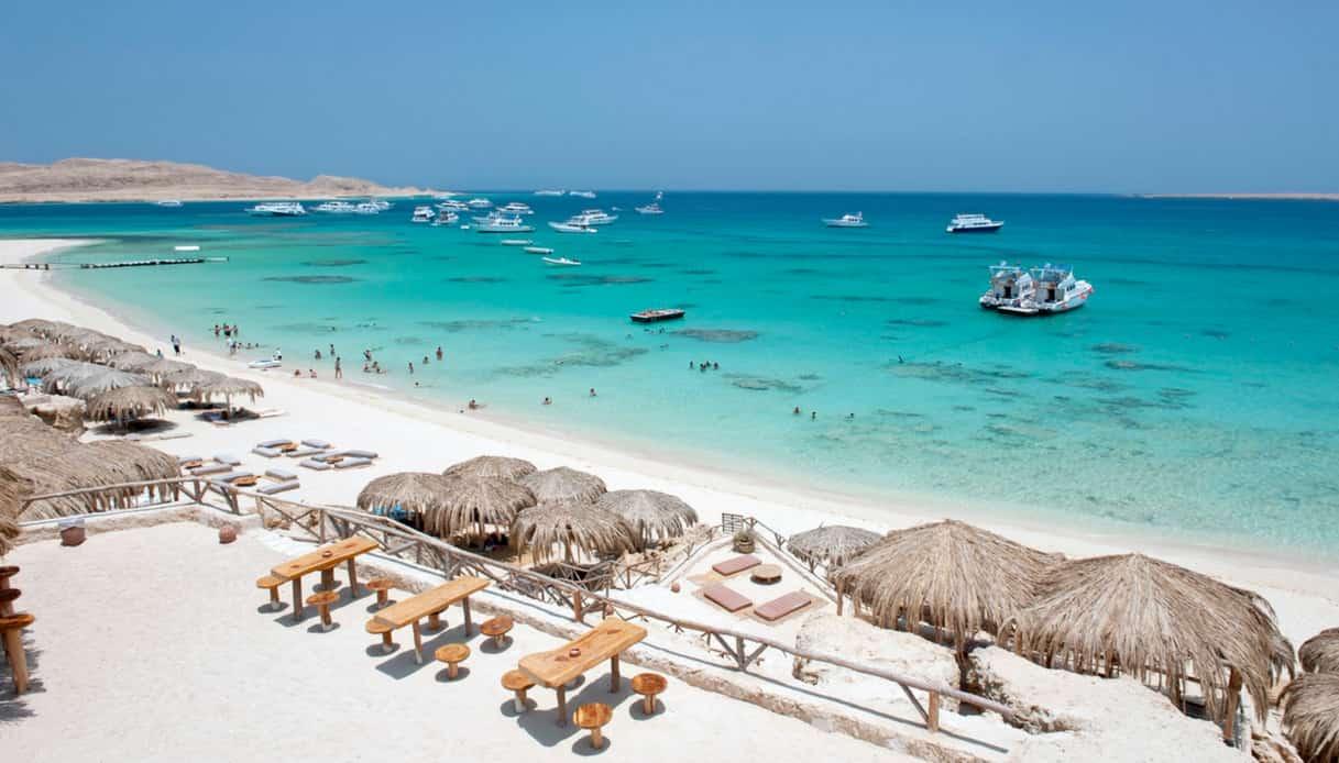 Hurghada, Mar Rosso