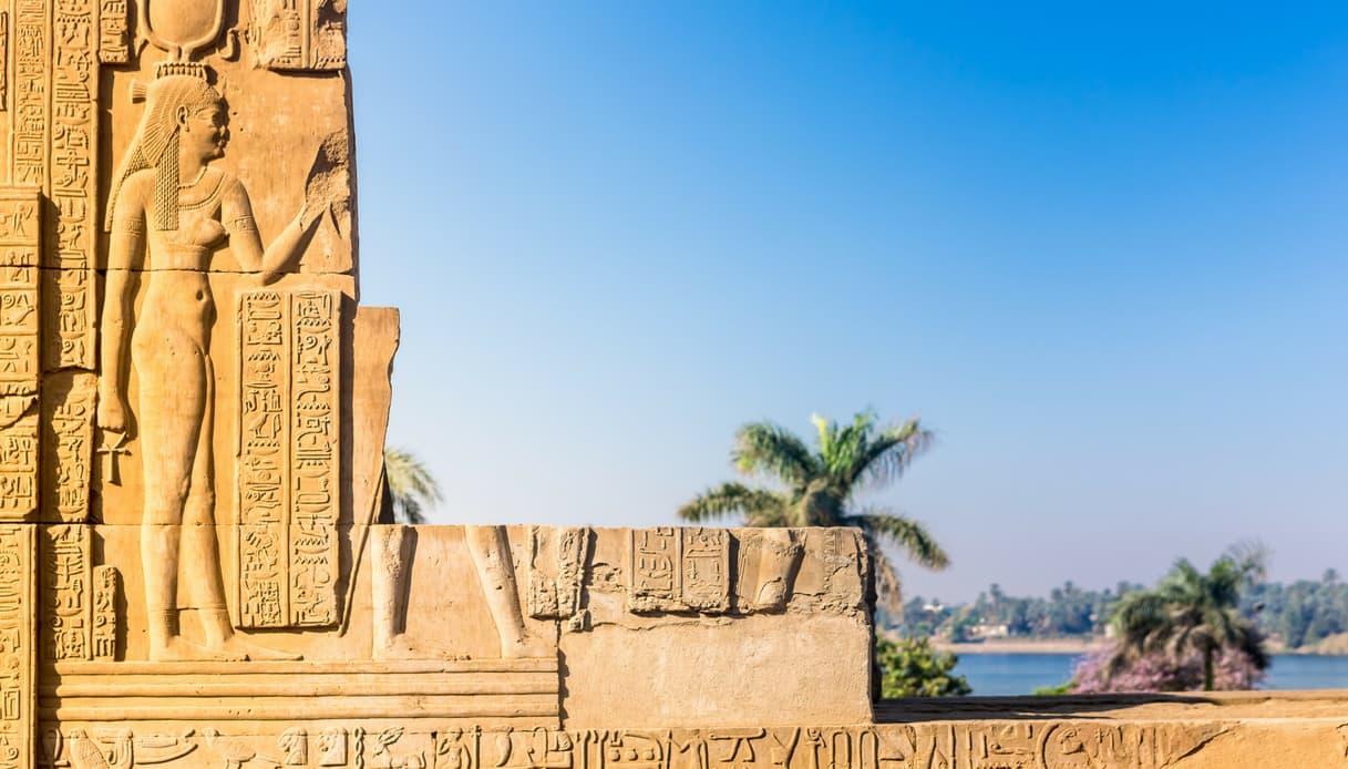 In Egitto, alla scoperta del tempio di Kôm Ombo