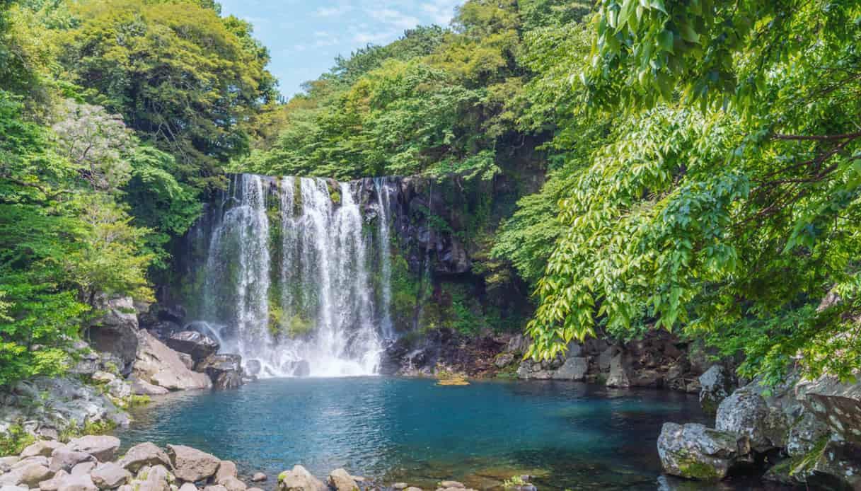 Jeju Island, paragonata a Capri, può essere la meta turistica di domani