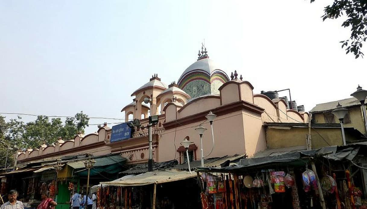 alcutta, Kalighat Kali Temple