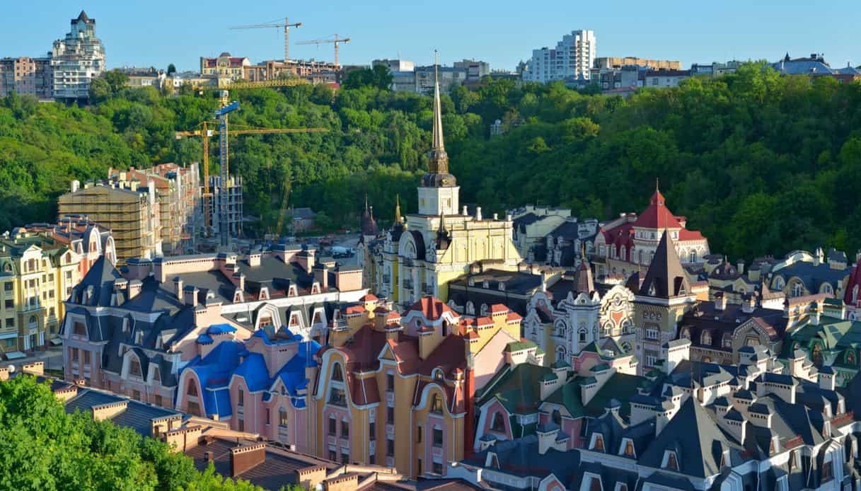 Kiev: cosa vedere nella città che ospiterà la finale di Champions League