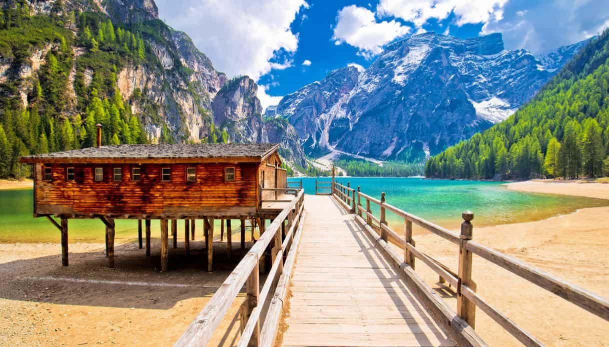 Addio al nubilato in camper in Trentino