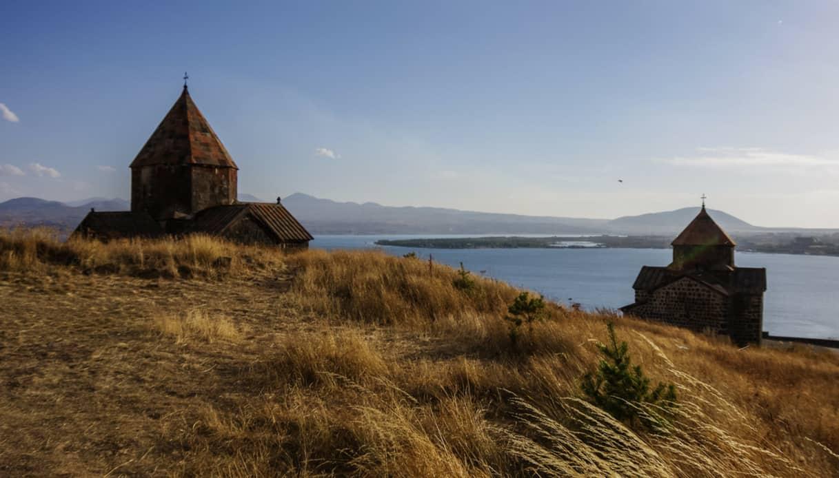 Lago di Sevan, Armenia