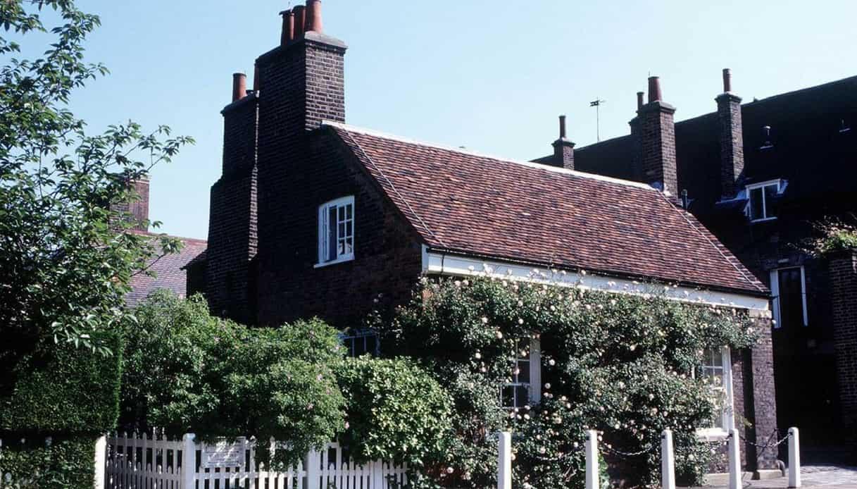 Dove vivranno Harry e Meghan: Nottingham Cottage