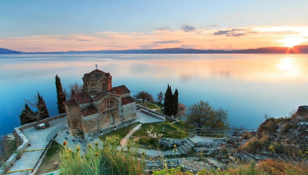 Ocrida, Chiesa di Sveti Jovan