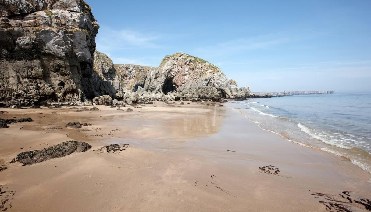 In Galles ci sono incredibili spiagge dall'aspetto caraibico