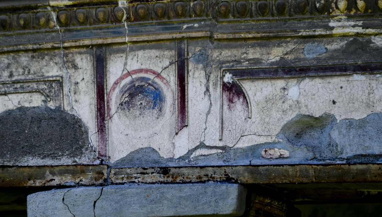 Pompei: riemergono i colori del Vicolo dei Balconi