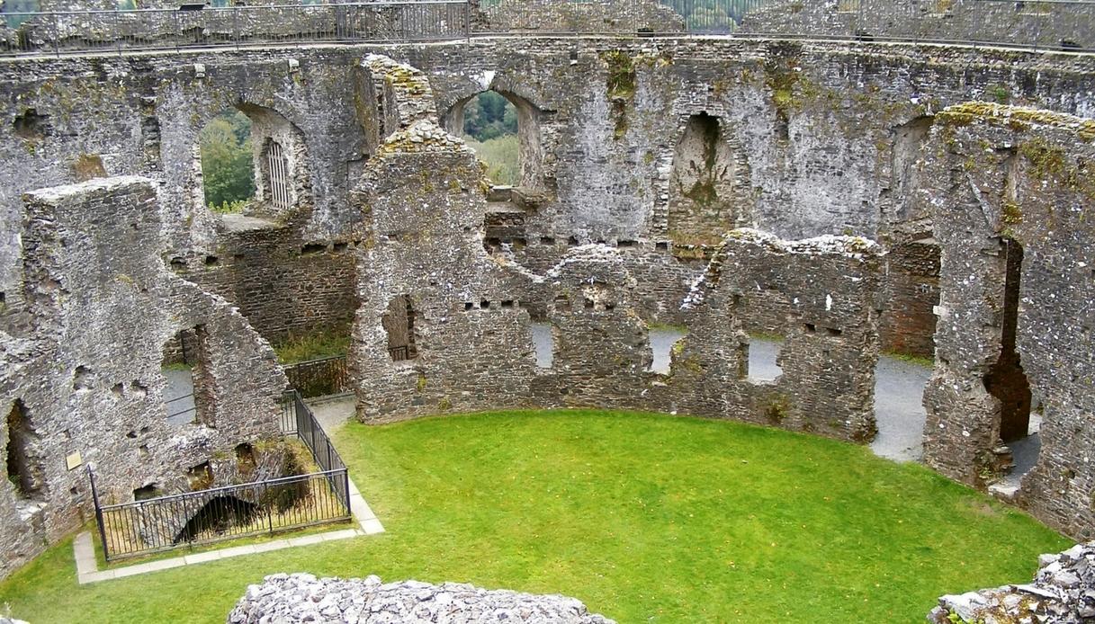 Restormel Castle, alla scoperta del gioiello della Cornovaglia