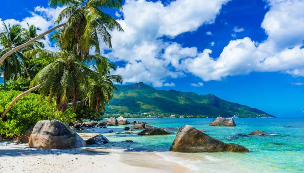 Alle Seychelles, come William e Kate
