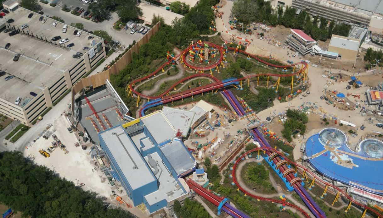 Disneyworld ecco come sarà la nuova e spettacolare Toy Story Land