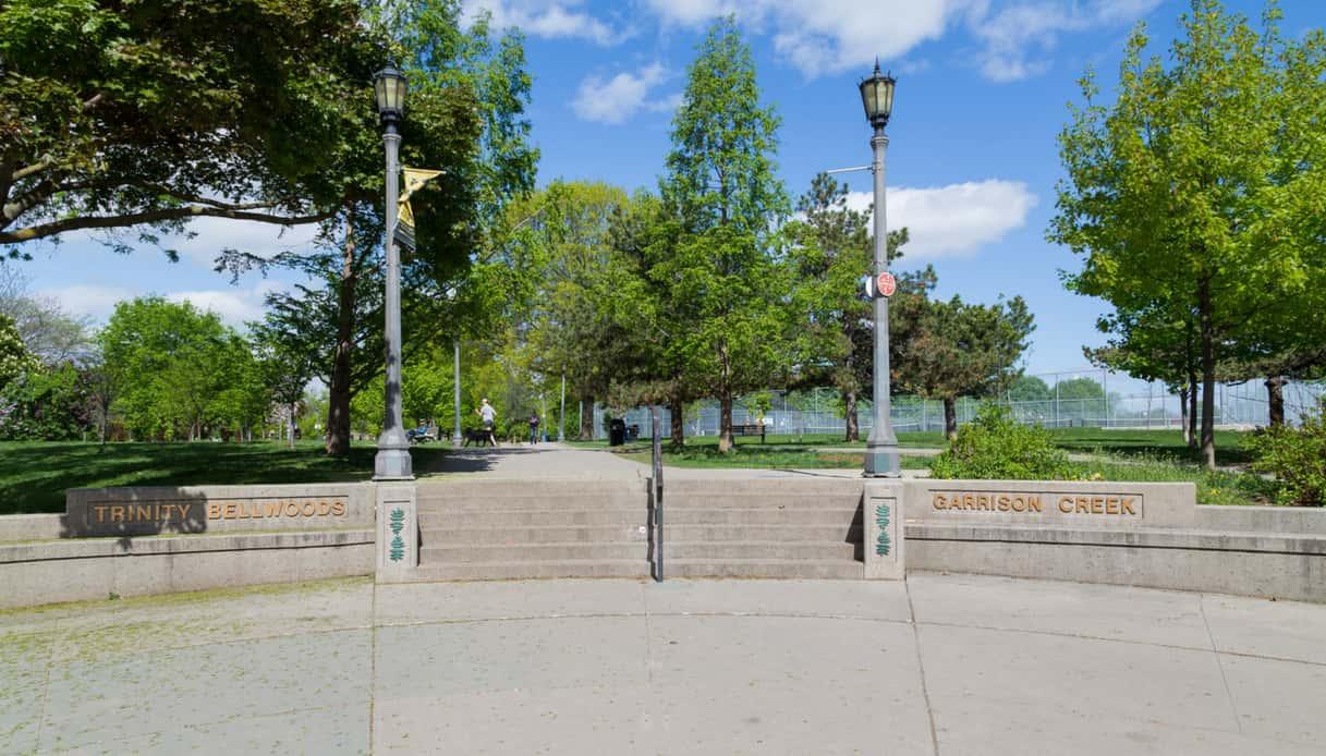 I luoghi di Meghan Markle: Trinity Bellwoods Park