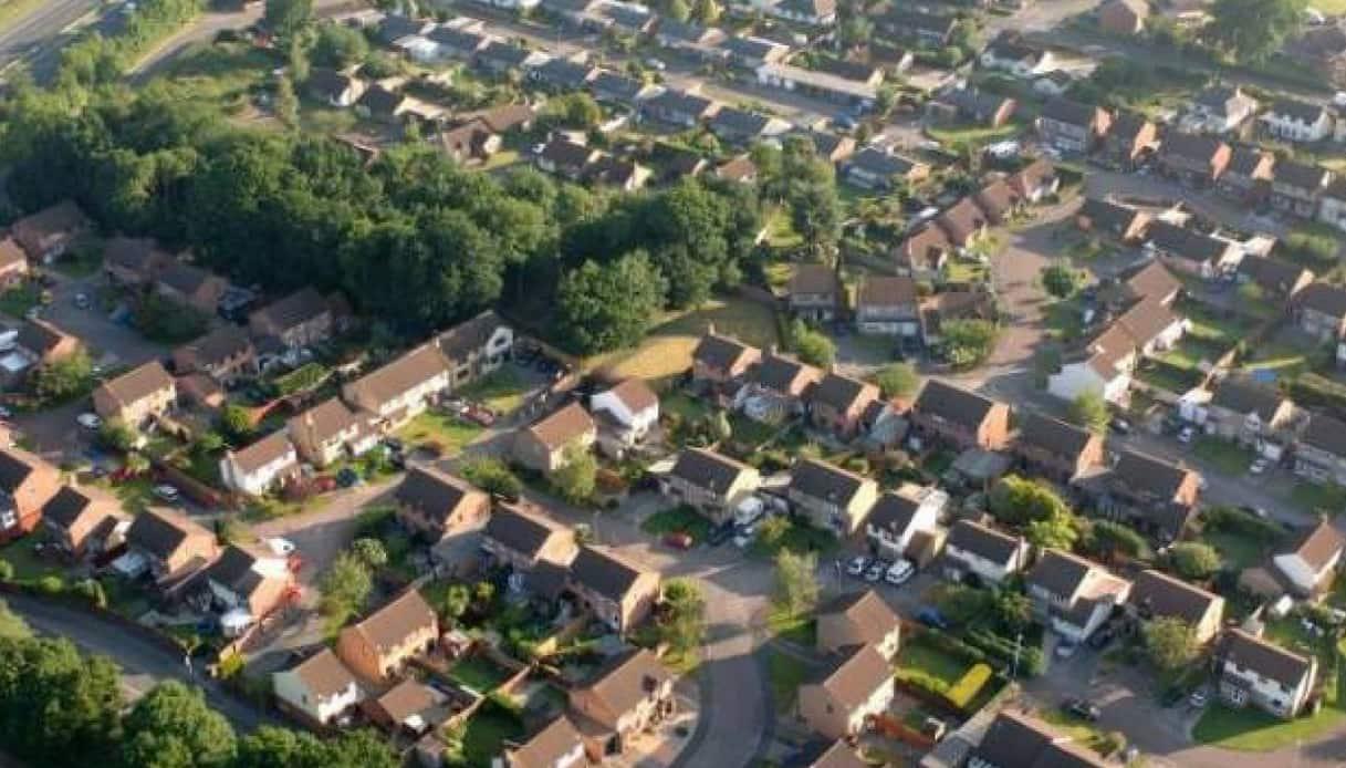 Willand, il villaggio inglese che sta crescendo sottoterra