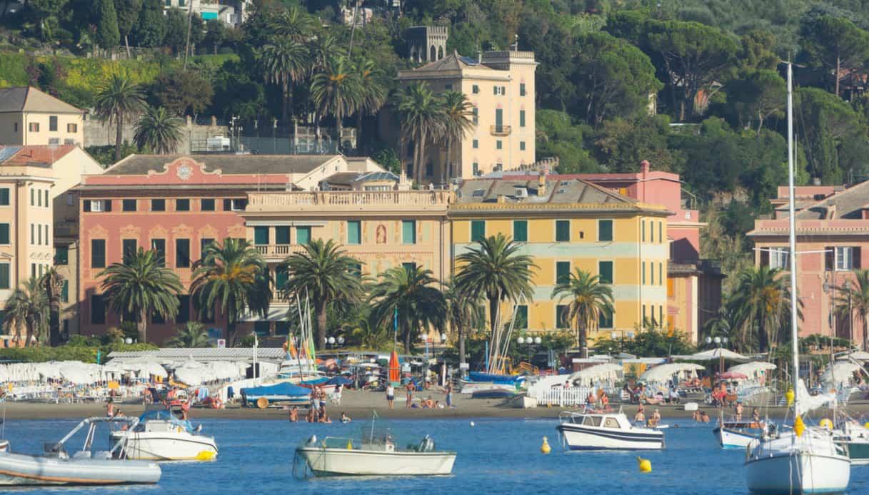 Sestri Levante Liguria Baia delle favole