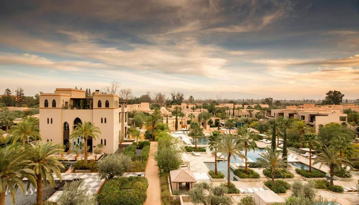 Four Seasons, Marrakech