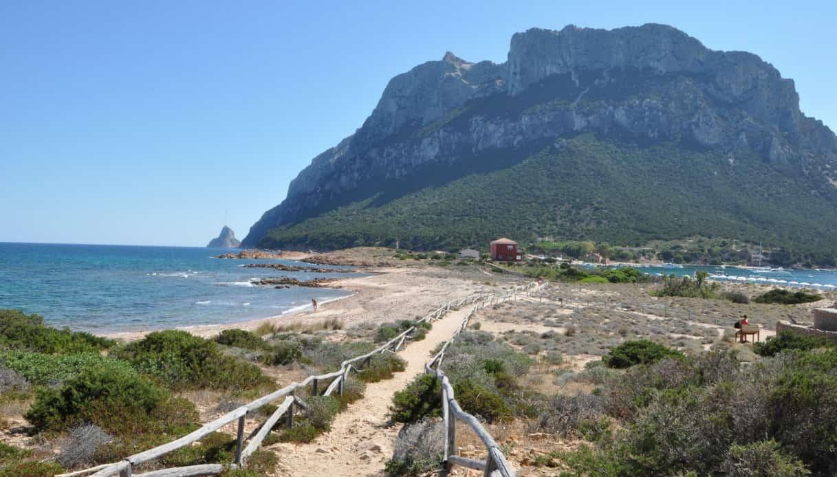Isola della Tavolara, Sardegna