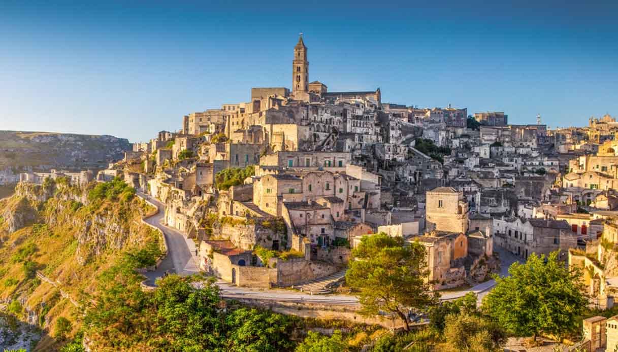 Matera, capitale europea per la cultura 2019