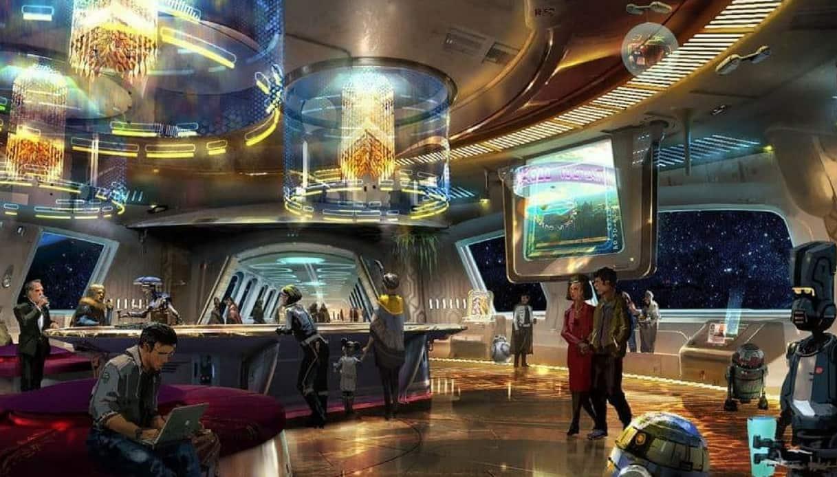 A Orlando, in Florida, nasce l'hotel dedicato a Star Wars