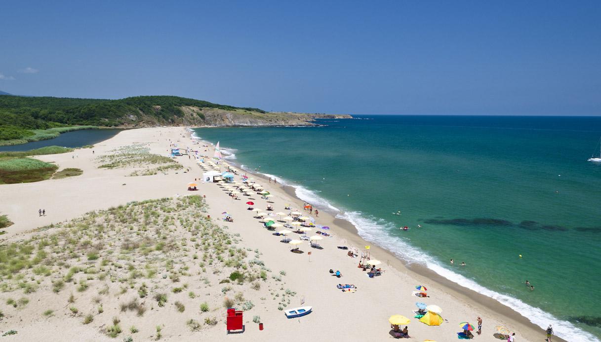 bulgaria spiaggia low cost