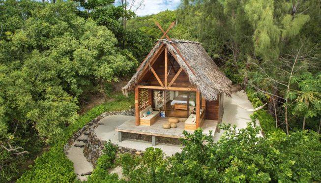 Villa privata immersa nella giungla sull'isola di Tsarabanjina