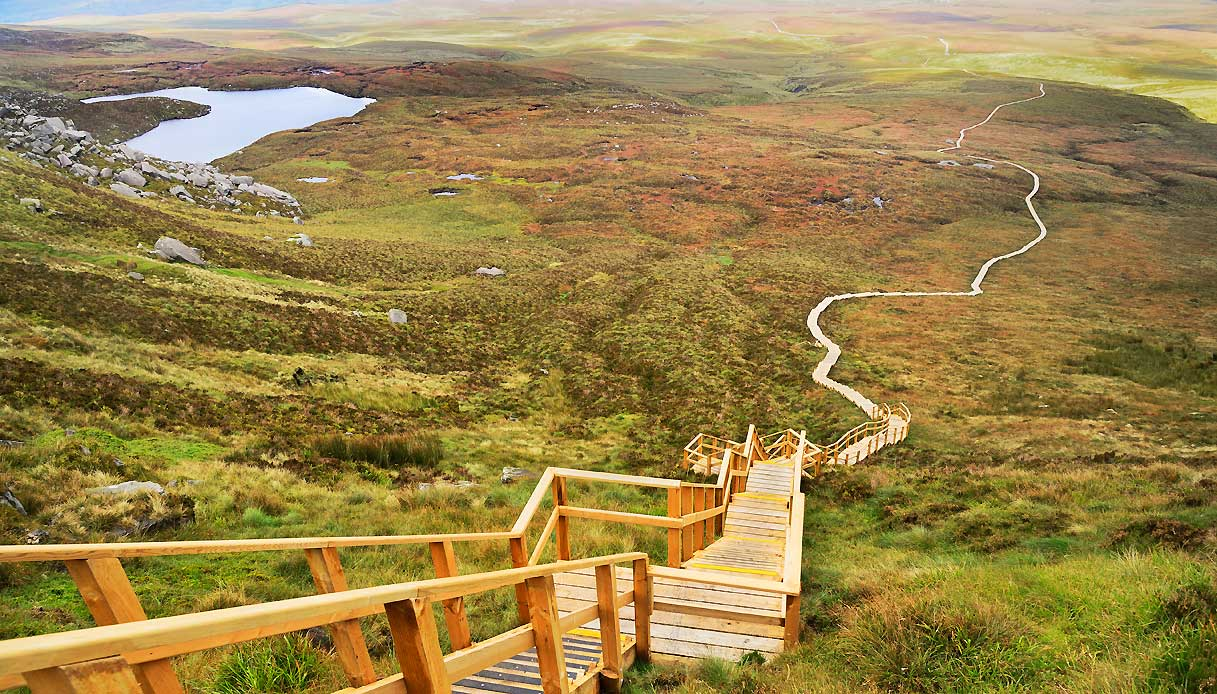 Cuilcagh-Legnabrocky-Trail-irlanda-nord