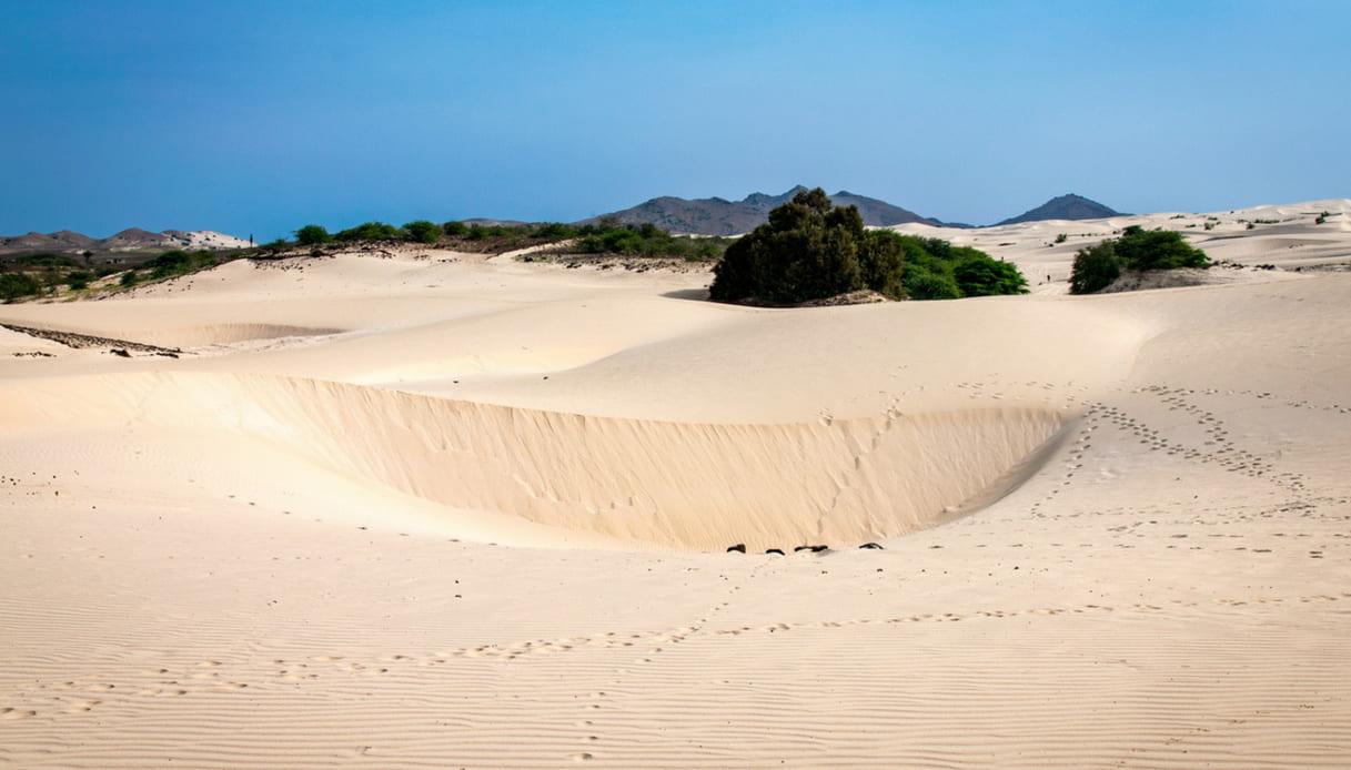 Deserto di Viana, Boa Vista