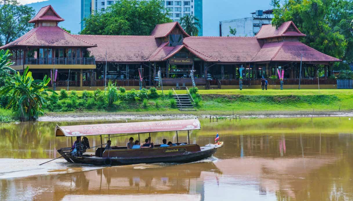 Fiume Ping, Chiang Mai