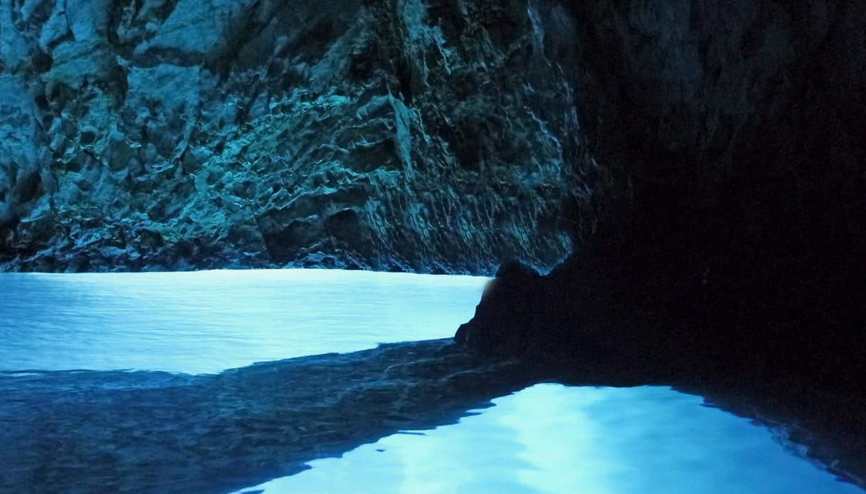 Grotta Azzura Bisevo