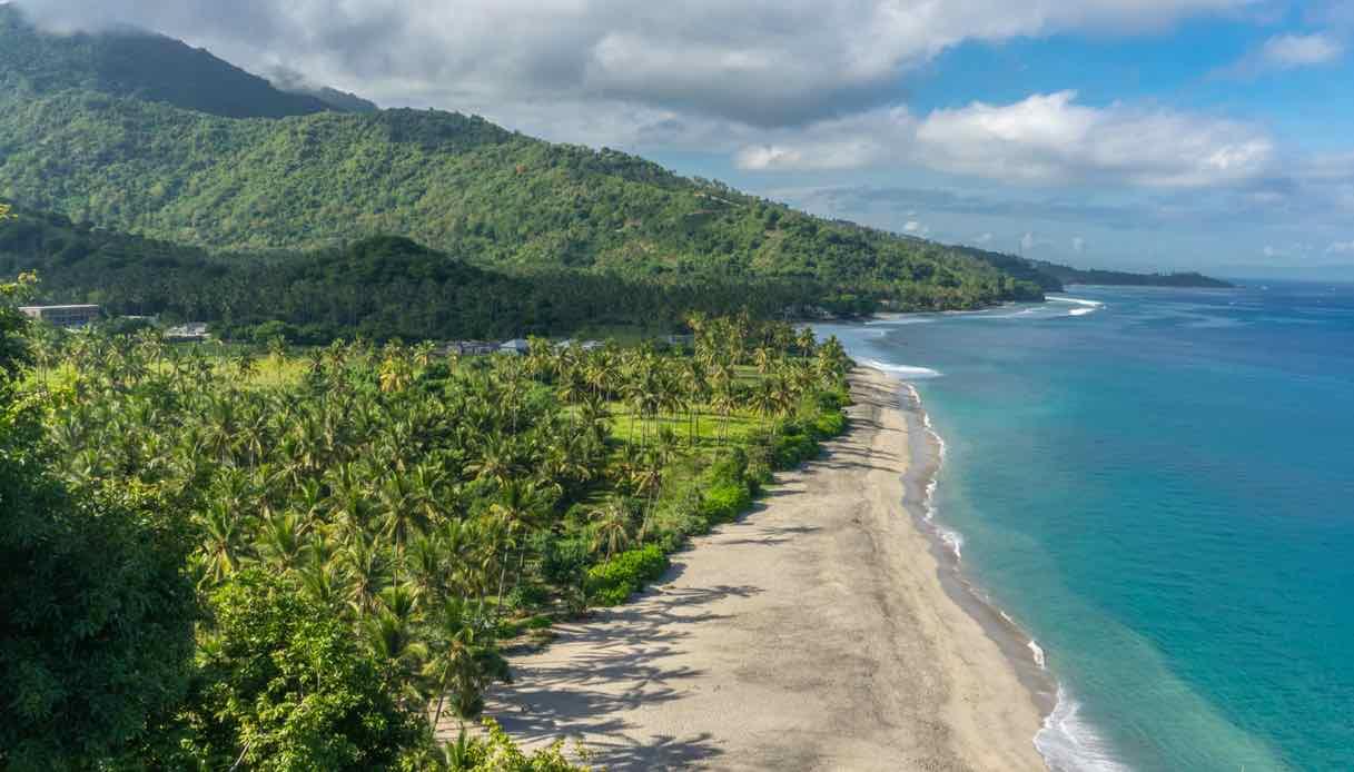 L'isola di Lombok, il paradiso del surf vicino a Bali