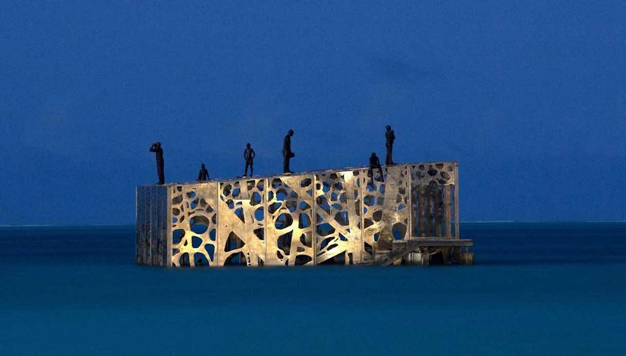 museo-maldive-Jason-deCaires-Taylor