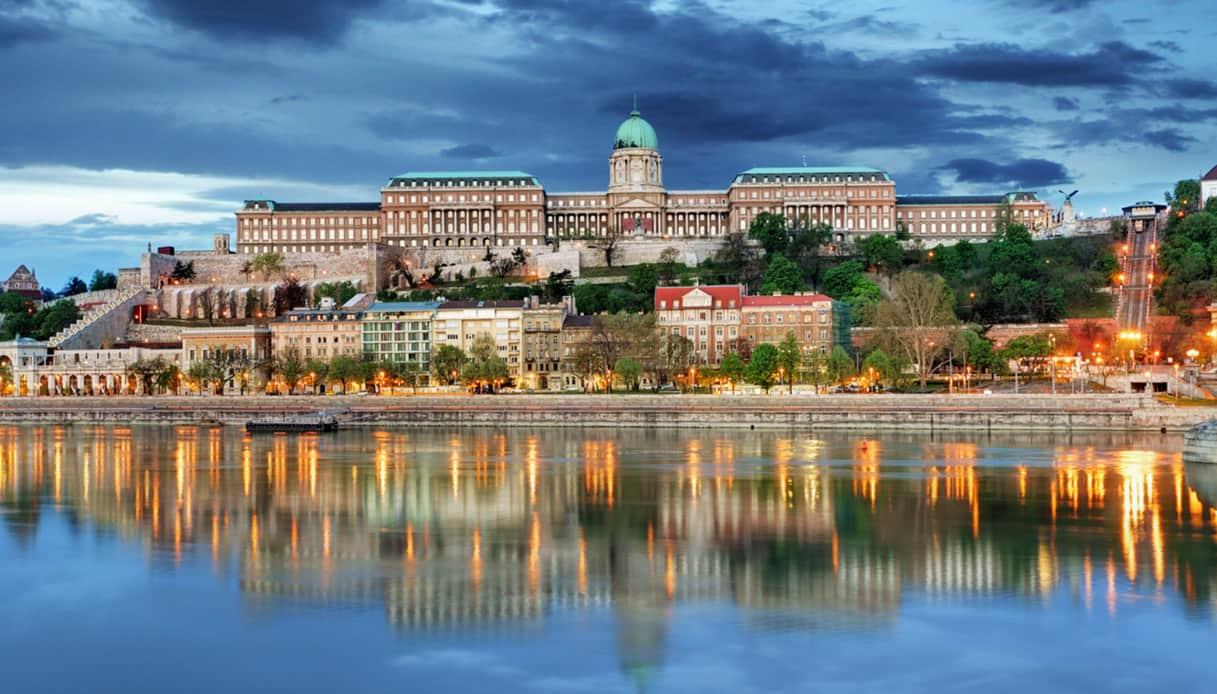 Palazzo Reale di Budapest