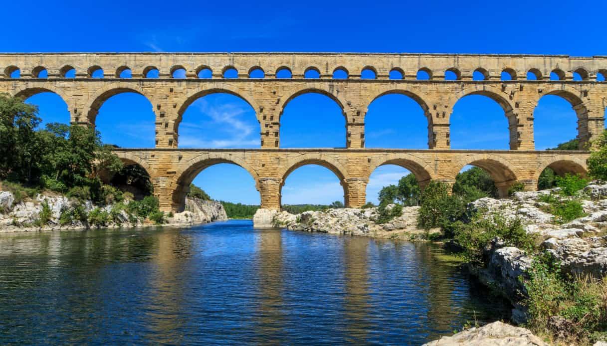 Pont del Gard Nimes