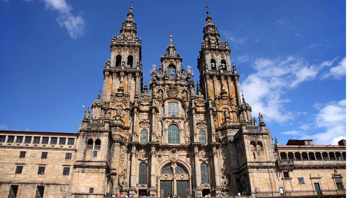 Santuario di Santiago di Compostela
