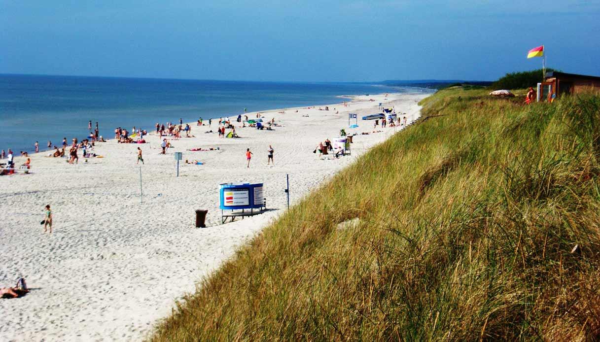 spiaggia-Pervalka-lituania