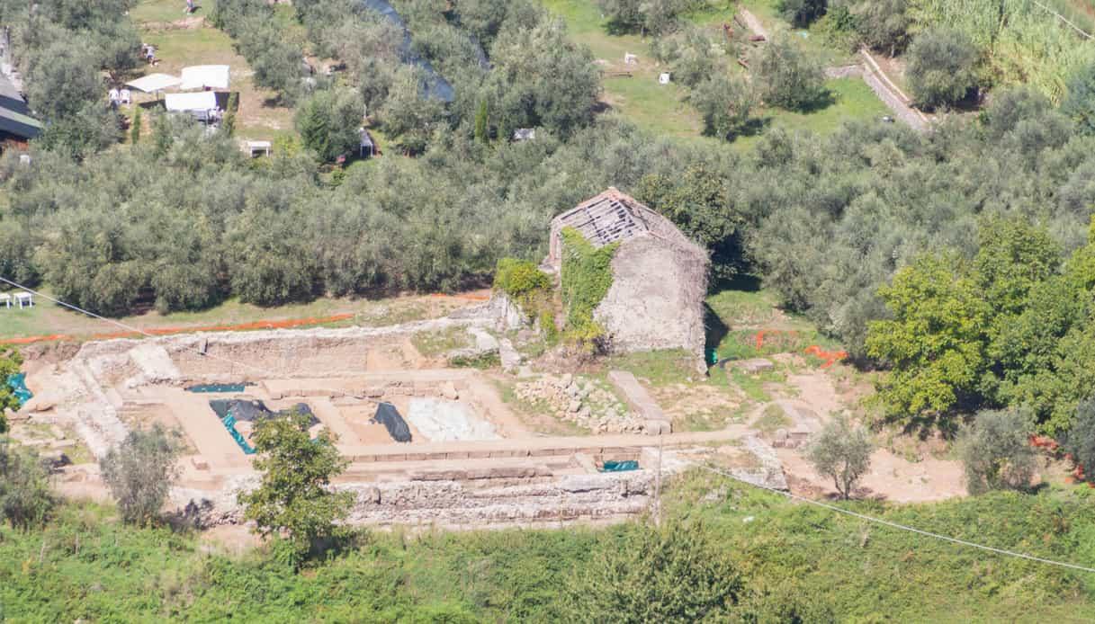 Tempio di Diana, Nemi
