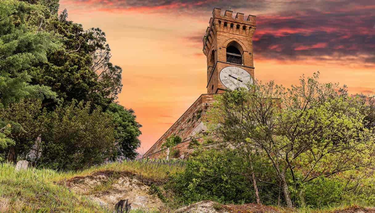 Torre dell'Orologio, Brisighella