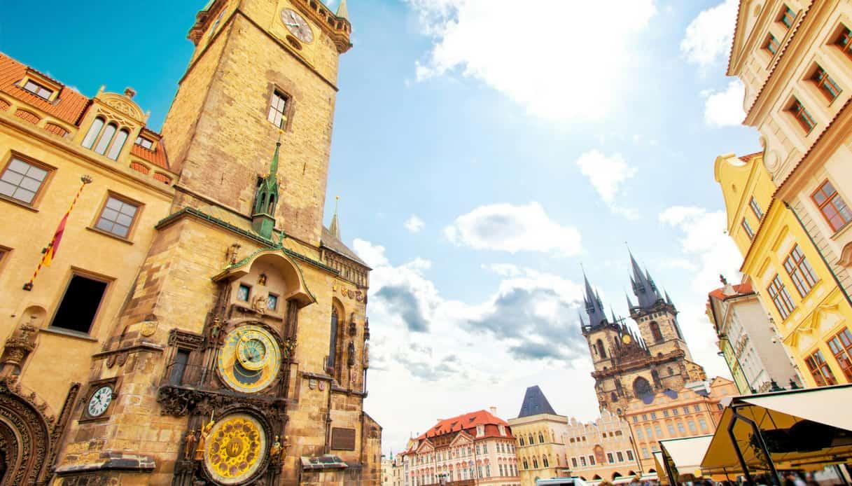 Torre dell'Orologio, Praga