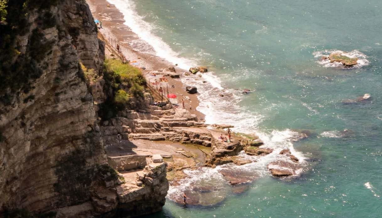 Le spiagge più belle di Vico Equense nella penisola sorrentina
