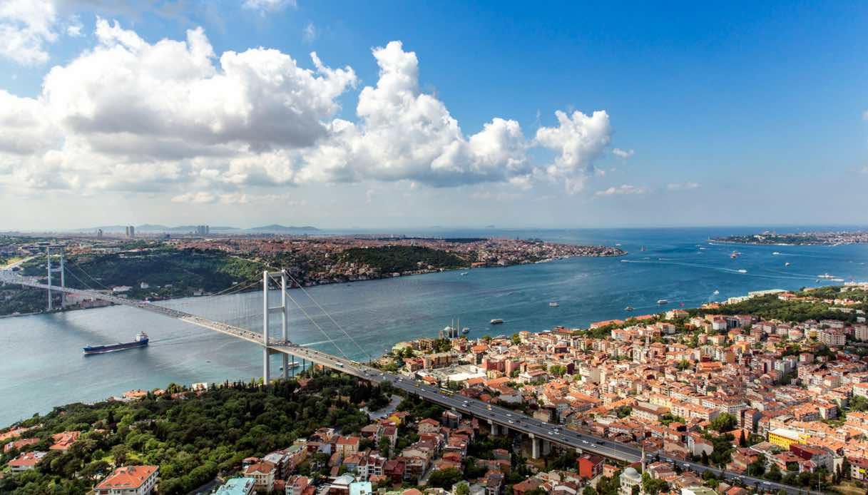 Istanbul, la finestra sul Bosforo