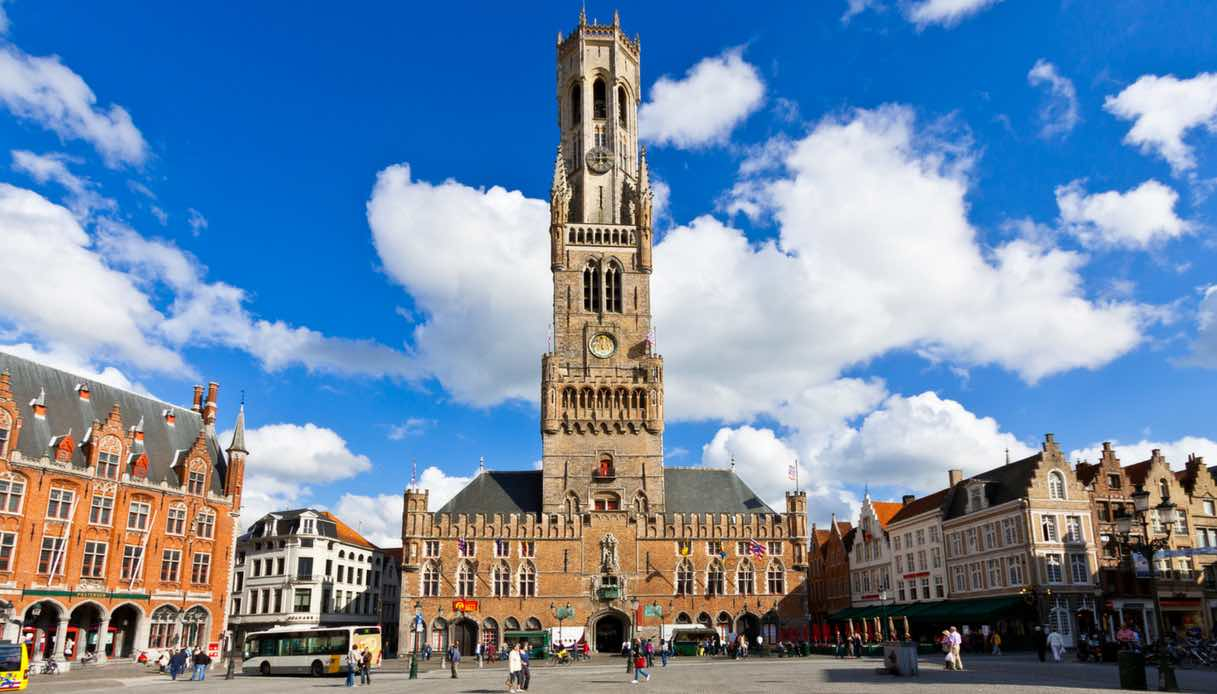 Bruges: birra, cozze e patatine fritte